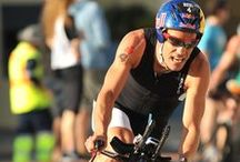 Triathletes / Triathletes in Action