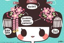 Kimono related tutorials / Tutorials about kitsuke, kimono-making and other things you might like if you like kimono.