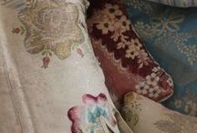 Trouvais Antique Textiles / From my collection of 17th and 18th c European textiles... / by Trouvais