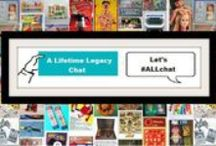 ❖ ❖ ❖ Let's #ALLchat ❖ ❖ ❖ / Welcome to #ALLchat - A Lifetime Legacy chat. This board started as a Facebook group and is full of story-prompt-driven nostalgic chats. We're a chatty, sentimental bunch of folks. To find a topic, scroll through the board, or click & paste the below link into your browser where you'll find a list of the topics. Join on in and invite friends.  http://www.alifetimelegacy.com/let-s-all-chat/