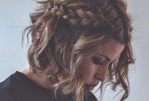 Beauty. Hair.
