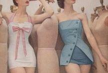 Fashion. Lingerie & Badmode.