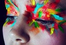 Artistry / Makeup is an art form and here you cand find inspiring images from amazingly talented artists. Scroll trough this art gallery and enjoy!