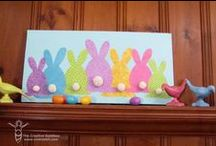easter eggs & bunnies