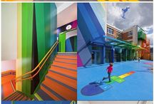 Architecture for Children / Ideas for a childhood school.
