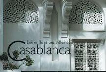 Casablanca art déco / Art deco