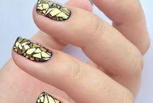 Z ozdobami paznokcie / Ornament Nail / ornamnet nail inspiration