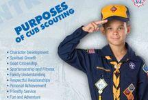 Cub Scouts / by Tehra Baldwin