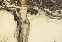 Goddesses Norse / Mythology