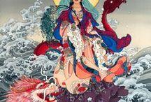 Goddesses China and Japan / Mythology
