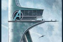 Marvel & DC Superheros