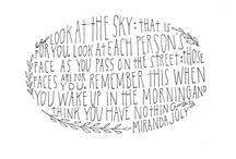Mantras & Reminders