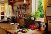 ♥ Country Kitchens / by Jane down the lane