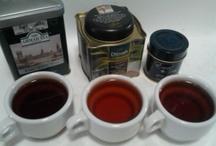 Icip-icip Teh / pengamalan mencicipi aneka teh dari berbagai penjuru dunia