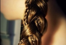 { braids and updos } / #braid #updo #idea #diy #special #occasions #causal #city #chic