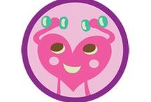 Staying Fit Badge -- Junior Girl Scout Badge Ideas / Requirements for earning the Staying Fit Junior Badge--  Step 1: Start moving.  Step 2: Keep your fit body fueled.  Step 3: Know how to stress less.  Step 4: Get the truth about health.  Step 5: Help your family stay fit.  / by Junior Girl Scout Badges