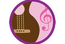 Musician Badge -- Junior Girl Scout Badge Ideas / by Junior Girl Scout Badges