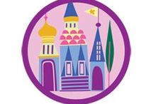 Playing the Past Badge -- Junior Girl Scout Badge Ideas / Requirements for Playing the Past Junior Badge--  Step 1: Decide who you are.  Step 2: Create a costume.  Step 3. Experience daily life.  Step 4. Have some old-fashioned fun.  Step 5: Become your character.  / by Junior Girl Scout Badges