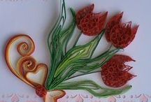 quilling / by Marie-Reine Brochu