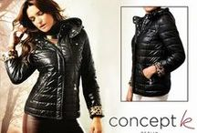 Outerwear 2013-2014 / Long and short padded jackets