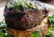 { beef recipes } / beef recipes / meat meal / steaks etc.