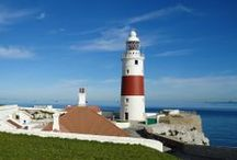 Rock Tour B Extended - 3 Hours / This tour includes all the main sites in both lower and upper rock area with the 4 stops in tour A plus Europa point - 100 ton gun - catalan bay - drive round the rock and cross airport runway - www.gibraltar-rock-tours.com