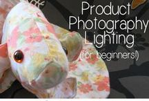 Lighting for Product & Craft Photography / Great product photography lighting doesn't have to be rocket science!