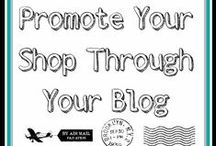 Promote Your Crafts / Tips and tricks for promoting your crafting business.