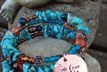 Šperky - náramky/bracelets
