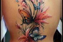 tattoos / by Nancy V