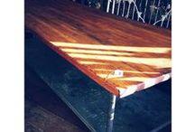 Antique Tables / Restored + Refurbished