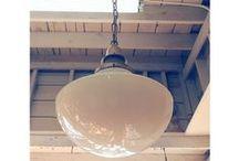 Vintage Lighting / Antique, Industrial, Steampunk