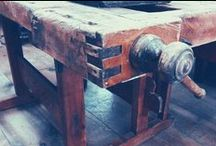 Workbenches / Old + Beautiful Workbenches