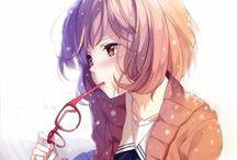 Anime / Аниме..
