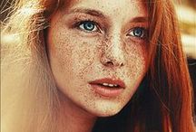 Cute freckles