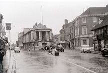 The History of Ashford Town Centre
