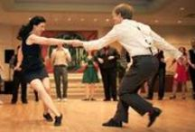 Swing Dancing / The big bands, the Duke, the moves.  The feeling when you nail a perfect swing out