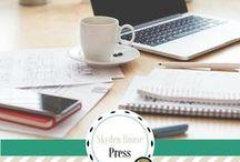 Skyden House Press on Etsy