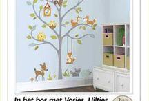 Roommates decoratie stickers / Decoratie stickers met net dat beetje meer!