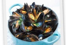 Cuisine : poisson et fruits de mer / fish and seafood