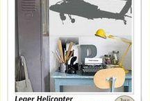 JERMA.nl Raam-, Wand-, Meubeldecoratie stickers / Decoratiestickers kinderkamers