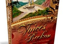 Voices Beckon / Visual Inspiration for Voices Beckon, the first installment in the Voices historical fiction series