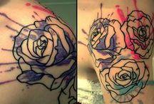 Tattoos / by Elizabeth Ennis