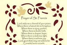 Prayers & Inspiration