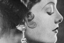 Art of Finger waving / Vintage hair Finger waves. 1920s,30s