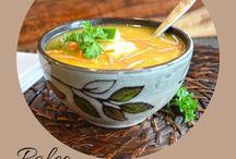Homemade Gluten Free Soups