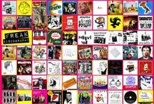 DISkOGRAFIA  FREAK & K.O. / KOVER DEGLI ALBUM ,DEI SINGOLI E ALTRI ZAVAGLI...
