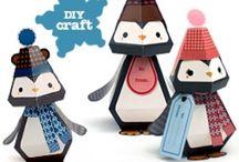 <3 Paper Craft
