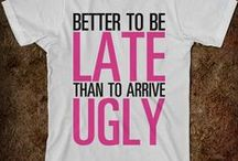 Funny t-shirts / I need these t-shirts!!