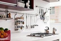 Amo cozinhas / Tem lugar mais gostoso que a cozinha? É onde a vida acontece, rs